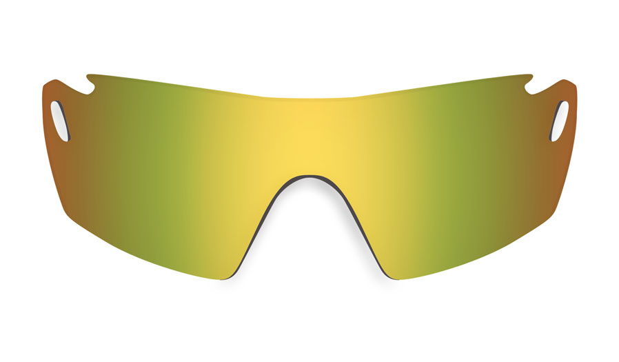 Bolle 6th Sense S Sunglasses Lenses - Brown Emerald