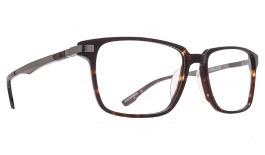 SPY Major Glasses - Dark Tort & Matte Gunmetal - Essilor Lenses