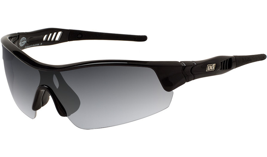 Dirty Dog Edge Sports Sunglasses - Black Photochromic tQIwWfG