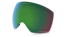 Oakley Flight Deck Ski Goggles Replacement Lens Kit - Prizm Jade Iridium