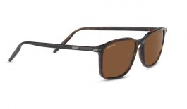 Serengeti Lenwood Sunglasses - Shiny Dark Havana / Drivers Polarised Photochromic