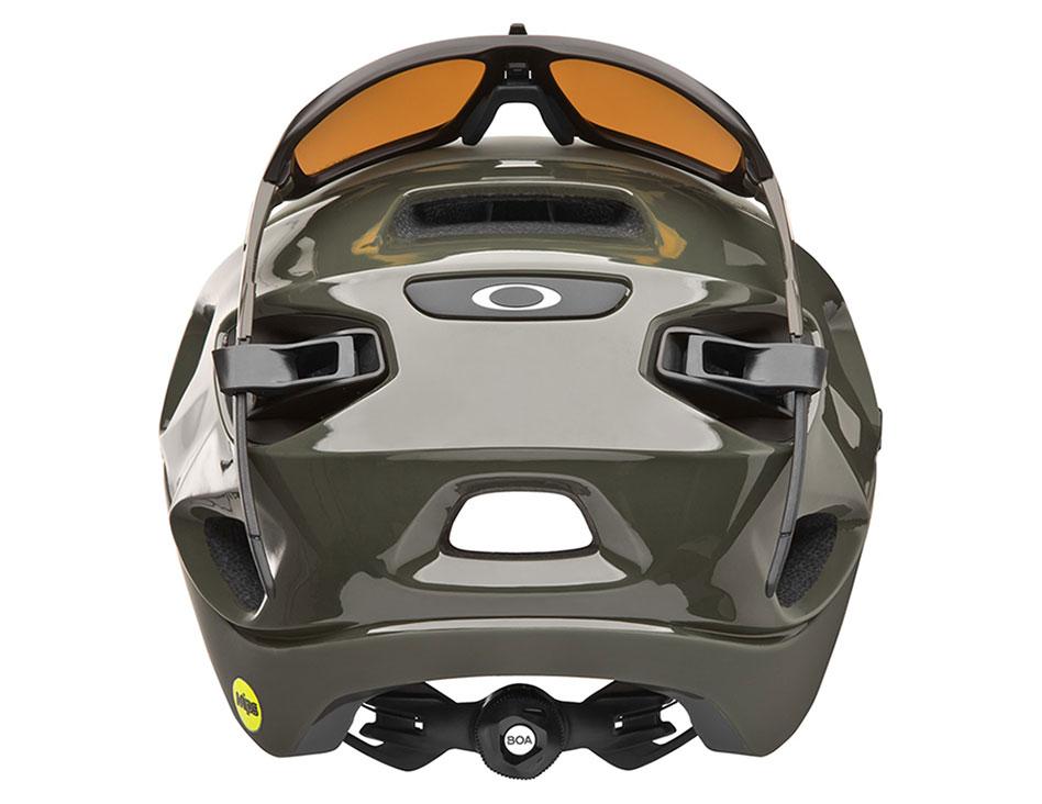 c7ac81c5d955b Oakley DRT5 Mountain Bike Helmet - Dark Brush - RxSport