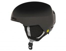 Oakley MOD1 MIPS Ski Helmet - Stale Sandbech Signature - Polished Black