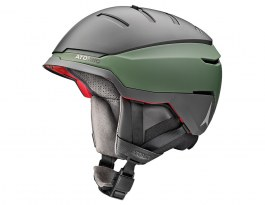 Atomic Savor GT AMID Ski Helmet - Dark Green