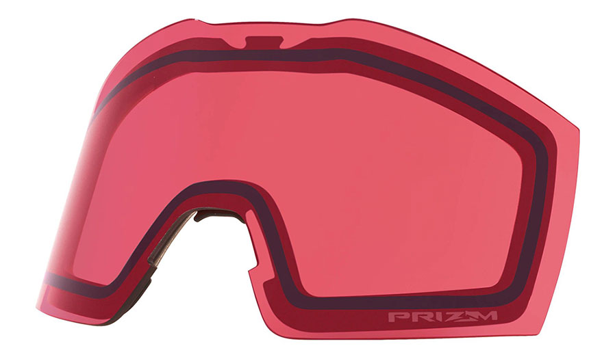 Oakley Fall Line XM Ski Goggles Replacement Lens Kit - Prizm Rose