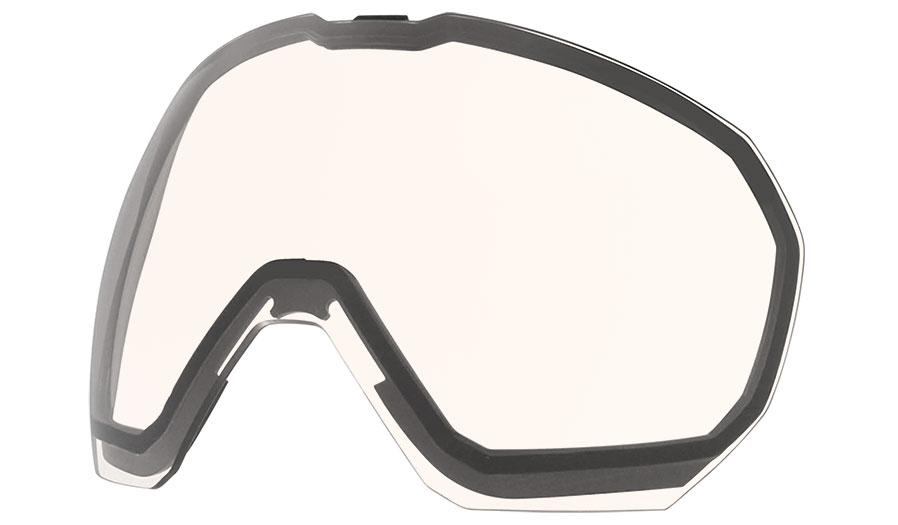 Oakley Flight Path XL Ski Goggles Replacement Lens Kit - Clear