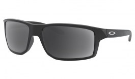 Oakley Gibston Prescription Sunglasses - Matte Black