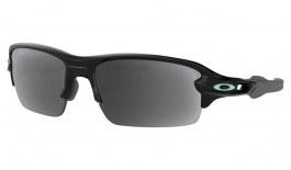 Oakley Flak XS Prescription Sunglasses - Polished Black