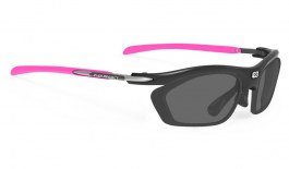 Rudy Project Rydon Slim Prescription Sunglasses - Optical Dock - Black Gloss