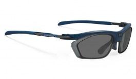 Rudy Project Rydon Slim Prescription Sunglasses - Optical Dock - Matte Navy Blue