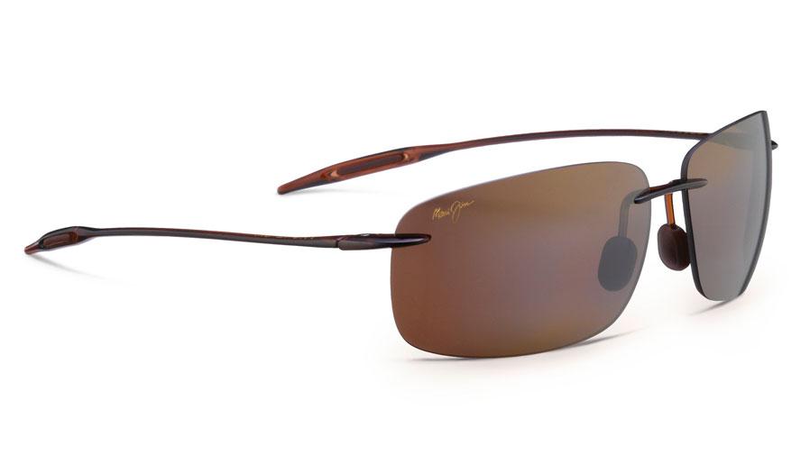 Maui Jim Breakwall Sunglasses - Rootbeer / HCL Bronze Polarised