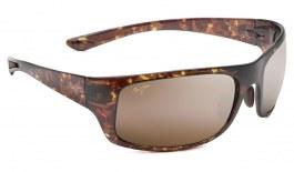 Maui Jim Big Wave Sunglasses - Olive Tortoise / HCL Bronze Polarised
