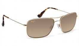 Maui Jim Wiki Wiki Sunglasses - Gold / HCL Bronze Polarised