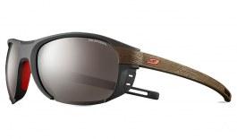 Julbo Regatta Sunglasses - Dark Grey & Brown / Polarized 3+