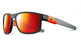 Julbo Stream Sunglasses - Black & Orange / Spectron 3 CF Red