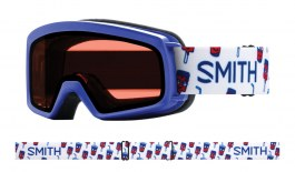 Smith Rascal Ski Goggles - Blue Showtime / RC36