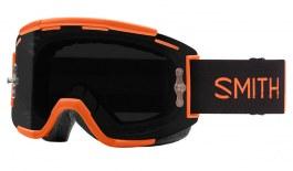 Smith Squad MTB Prescription Goggles - Cinder Haze / ChromaPop Sun Black + Clear