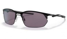 Oakley Wire Tap 2.0 Sunglasses - Satin Black / Prizm Grey