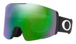 Oakley Fall Line XM Prescription Ski Goggles - Matte Black / Prizm Jade Iridium