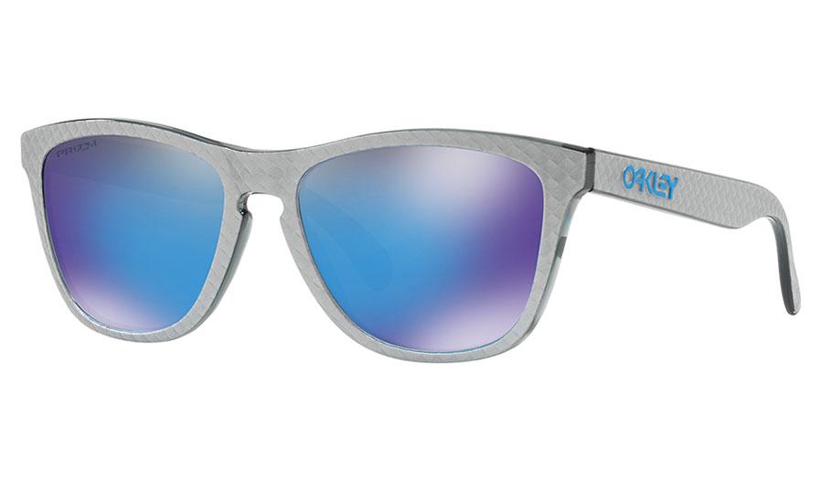 895219d629 Oakley Silver Prizm