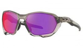 Oakley Plazma Sunglasses - Grey Ink / Prizm Road