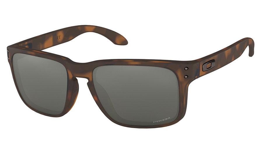 c9f8a789932 Oakley Holbrook Sunglasses - Matte Brown Tortoise   Prizm Black ...