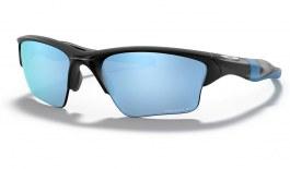 Oakley Half Jacket 2.0 XL Sunglasses - Matte Black / Prizm Deep Water Polarised