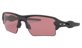 Oakley Flak 2.0 XL Sunglasses - Steel / Prizm Dark Golf
