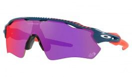Oakley Radar EV Path Sunglasses - Tour de France Collection Matte Poseidon / Prizm Road