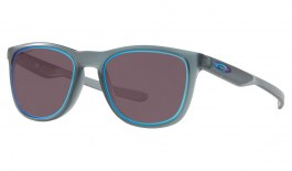 87b86a6719 Oakley Trillbe X Sunglasses - Fire and Ice Collection Matte Crystal Black    Prizm Grey Sapphire