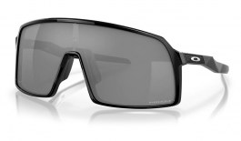 Oakley Sutro Sunglasses - Polished Black / Prizm Black