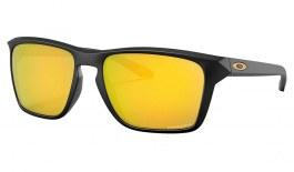 Oakley Sylas Sunglasses - Matte Black / Prizm 24K Polarised