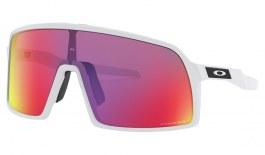 Oakley Sutro S Sunglasses - Matte White / Prizm Road
