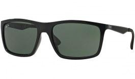 Ray-Ban RB4228 Sunglasses - Black / Green (G-15)