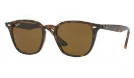 Ray-Ban RB4258 Sunglasses - Tortoise / Brown