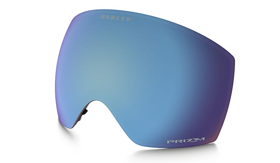 3987170bb34 Oakley Flight Deck Ski Goggles Replacement Lens Kit - Prizm Sapphire ...