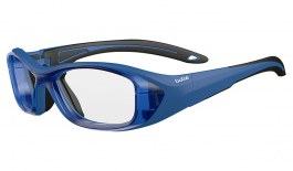Bolle Swag Glasses - True Blue / Clear