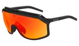 Bolle Chronoshield Sunglasses - Matte Black / Phantom Brown Red Photochromic