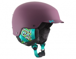 Anon Aera Ski Helmet - Purple