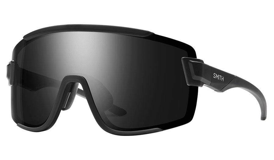 Smith Wildcat Sunglasses - Matte Black / ChromaPop Black + Clear