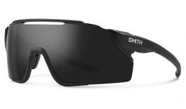 Smith Attack MAG MTB Sunglasses - Matte Black / ChromaPop Black + ChromaPop Low Light Amber