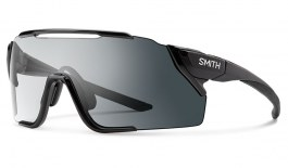 Smith Attack MAG MTB Sunglasses - Black / Clear to Grey Photochromic + ChromaPop Low Light Amber