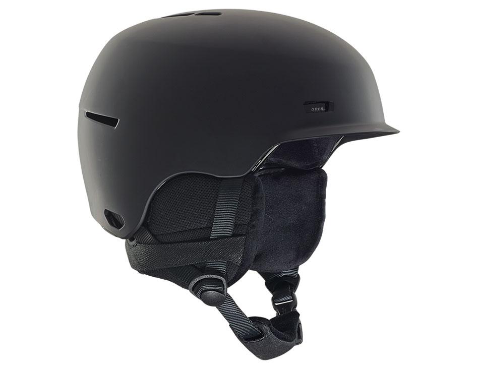Anon Highwire Ski Helmet - Black