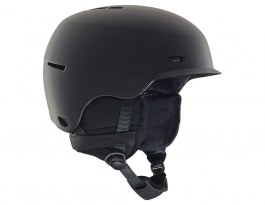 Anon Highwire Ski Helmet - Black