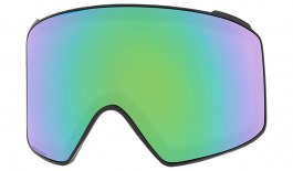 Anon M4 Cylindrical Ski Goggles Replacement Lens - Sonar Green