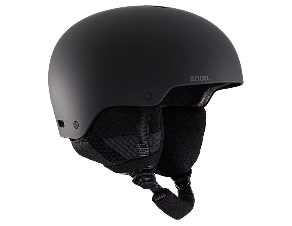 Anon Raider 3 MIPS Ski Helmet - Black