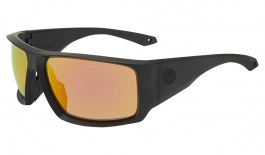 Dragon Equinox X Sunglasses - Matte Black H2O (Floatable) / Lumalens Orange Ion
