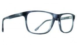 SPY Dwight Glasses - Matte Blue Brush - Essilor Lenses
