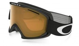 Oakley O2 XL Ski Goggles - Matte Black / Persimmon