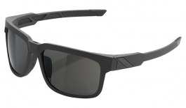 100% Type-S Sunglasses - Soft Tact Slate / Grey PeakPolar